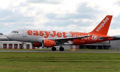 G-EZIO (PrestwickAirportPhotography) Tags: egpf glasgow airport easyjet airbus a319 gezio