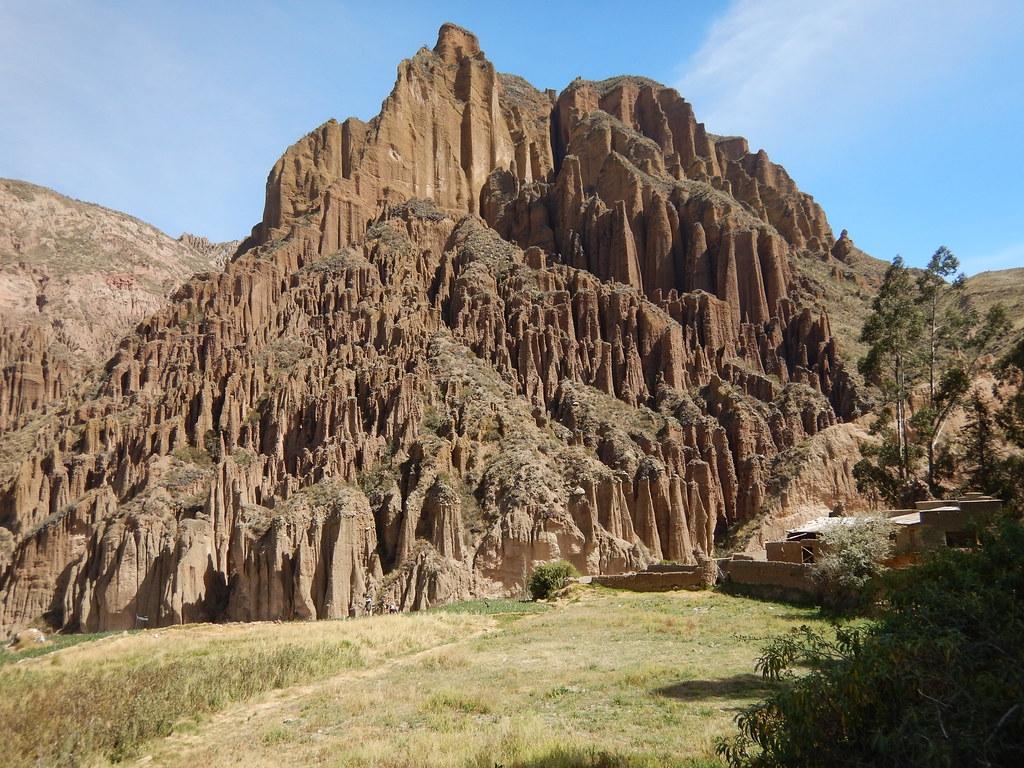 Cañón de Palca - Haz La Mochila