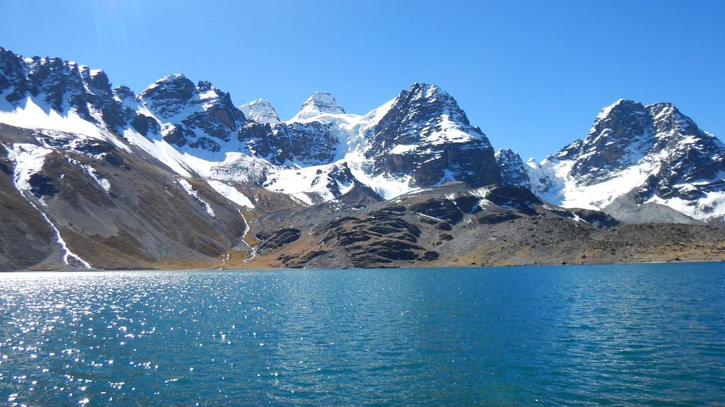 Cordillera Real Bolivia - Haz La Mochila