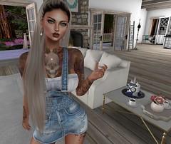 Just Another Wednesday (ivyisla.sl) Tags: avatar virtualworld virtualphotography virtualmodel virtualworlds slavatar secondlife slphotography sl secondlifephotography secondlifestyle slfashion