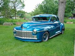 Dodge (novice09) Tags: backtothefifties carshow dodge 1948 coupe streetrod sooc