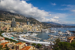 Monaco (Marcial Bernabeu) Tags: marcial bernabeu bernabéu europe europa south sur mediterranean sea mar mediterraneo monaco mónaco cityscape vistas views port puerto harbour marina marc