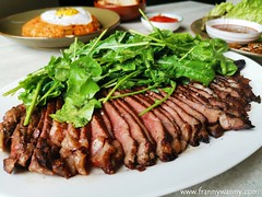 beefier 6 (frannywanny) Tags: gochugang beefier babu thegridfoodmarket foodhall powerplantmall menu singaporean burger korean comfortfood