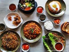 gochugang 4 (frannywanny) Tags: gochugang beefier babu thegridfoodmarket foodhall powerplantmall menu singaporean burger korean comfortfood