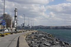 Kennedy Caddesi (lazy south's travels) Tags: istanbul turkey turkish fatih district golden horn kennedy street coast coastal river