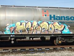 81709316xxx-x 3 JPA 021019 (stevenjeremy25) Tags: railway graffiti wagon train art tag herzog