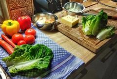 Salat (Oliver Kuehne) Tags: salat coldkitchen startrek washingmachinewindowsalatbowl