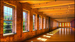 Let in the light (Timothy Valentine) Tags: 0919 window berkshires camera2 vacation 2019 wednesday massmoca northadams massachusetts unitedstatesofamerica