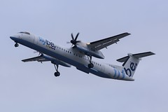 Flybe Bombardier Dash 8 Q400 G-ECOB (josh83680) Tags: heathrowairport heathrow airport egll lhr gecob bombardier dash 8 q400 bombardierdash bombardierdash8 bombardierdash8q400 dash8 dash8q400 fly be flybe