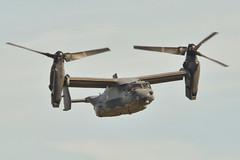 CV-22 at Sanicole 2019 (Spaak) Tags: cv22 v22 airplane aircraft sanicole air show 2019 isa2019 boeing bell osprey vstol usaf us force vliegtuig tiltrotor
