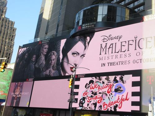 2019 Maleficent Mistress Of Evil Movie Billboard Times
