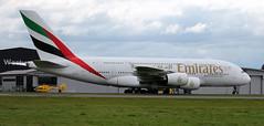 A6-EDY (PrestwickAirportPhotography) Tags: egpf glasgow airport a380 emirates airbus a6edy