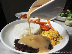 beefier 1 (frannywanny) Tags: gochugang beefier babu thegridfoodmarket foodhall powerplantmall menu singaporean burger korean comfortfood
