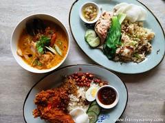 babu 1 (frannywanny) Tags: gochugang beefier babu thegridfoodmarket foodhall powerplantmall menu singaporean burger korean comfortfood