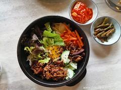 gochugang 5 (frannywanny) Tags: gochugang beefier babu thegridfoodmarket foodhall powerplantmall menu singaporean burger korean comfortfood