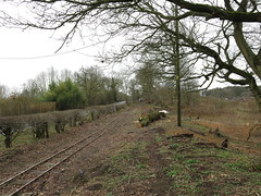 Yes There Are Two Parallel  Tracks (Tanllan) Tags: leighton buzzard narrow gauge railway stonehenge works rail road railroad mundays hill track lifting