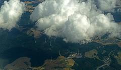 WIND FARM GERMANY DSC_5344 (JKIESECKER) Tags: climatechange renewableenergy windfarm germany clouds forest agriculture landscapes landuse landusechange windturbines fromabove fromtheair airplane airlineflights