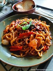 gochugang 3 (frannywanny) Tags: gochugang beefier babu thegridfoodmarket foodhall powerplantmall menu singaporean burger korean comfortfood
