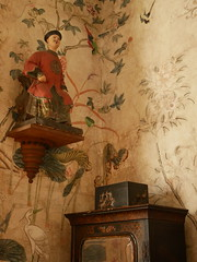 Felbrigg Hall (Dubris) Tags: england eastanglia norfolk felbrigghall nationaltrust chinoiserie wallpaper