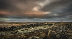 Needs some work (Phil-Gregory) Tags: walls stanageedge stonewall peakdistrict tokina1120mmatx tokina wideangle ultrawide clouds cloudscape atmospheric lights scenicsnotjustlandscapes landscapes nikon d7200