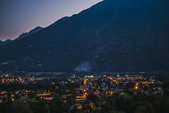 saint martin la chambre 10 juillet 2015 lightroom_-4 (lucile longre) Tags: hautemaurienne montagne alpes juillet été auvergnerhônealpes nature paysage crépuscule heurebleue savoie