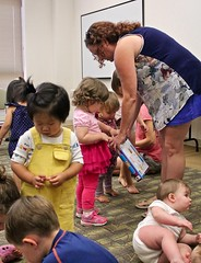 PJ_Book_Buddies91 (Fairfax County Public Library) Tags: pj book buddies program fairfax children holidays time library crafts books story jewish programs jcc