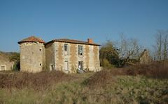 Château de Limon à Curçay-sur-Dive (Vienne) (Feldpost 14) Tags: 86 vienne curçaysurdive limon château