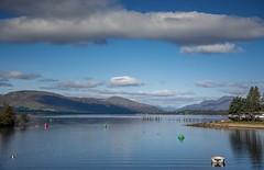 Serenity on Loch Lomond ....xx (shona.2) Tags: serene serenity calm water lake loch scotland scottish lochlomond