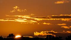 Sunset / @ 300 mm / 2019-10-02 (astrofreak81) Tags: explore clouds shadow schatten sunset sun wolken sonnenuntergang sonne sky himmel heaven light dawn orangesky orange dresden 20191002 astrofreak81 sylviomüller sylvio müller