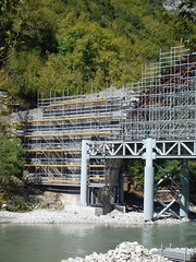 Plaka new, Ioannina, Greece (mapgen45) Tags: greece griechenland steinbrücke stonbridge plaka ioannina epirus