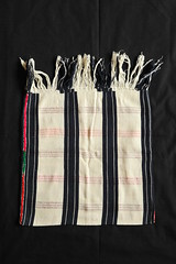 Mexico Oaxaca Mixtec Tortilla Bag Bolsa (Teyacapan) Tags: sanmigueldelprogreso mixteca bolsa bags weavings textiles food tejidos