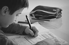 Maths (esterc1) Tags: deberes estudiar escribir flickrfriday hardwork niño homework