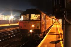 WCR Class 47 47826 (Adam Fox - Plane and Rail photography) Tags: 1z92 1535 carlisle skegness duff diesel loco locomotive west coast railway railroad company wcrc br british railways rail uk lincoln central