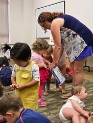 PJ_Book_Buddies92 (Fairfax County Public Library) Tags: pj book buddies program fairfax story books crafts programs children time jewish holidays jcc library