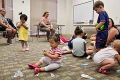 PJ_Book_Buddies90 (Fairfax County Public Library) Tags: pj book buddies program fairfax story books crafts programs children time jewish holidays jcc library