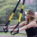 TRX Exercise push-ups 4