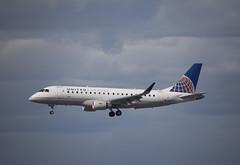N133SY Embraer ERJ-175LR Skywest Airlines (corkspotter / Paul Daly) Tags: n133sy embraer erj175lr 170200lr e75l 17000452 l2j a087fd skw oo skywest airlines 2015 preka 20150225 klax lax los angeles