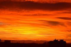 Atardecer en Valencia 127 (dorieo21) Tags: sun sol sonne soleil sole cloud clouds nube nubes sunset exquisitesunsets atardecer tramonto ocaso crépuscule crepúsculo sonnenuntergang himmel wolke wolken nuage nuages nuvola nuvole