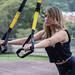 TRX Exercise push-ups 5