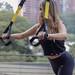 TRX Exercise push-ups 6