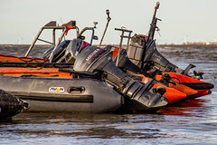 2019 - 10 - 02 - EOS 600D - Local Fishing Boats - Bettisfield - Wales Coast Path - 001 (s wainwright) Tags: 2019 october walescoastpath bettisfield flintshire flintshirescoast northwalescoast northwales newales canon600d eos600d