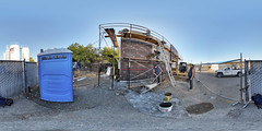 Norman's Crew Continues to Beautify a Gritty Corner of Ukiah