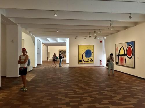 Joan Miró Foundation; Barcelona, Spain