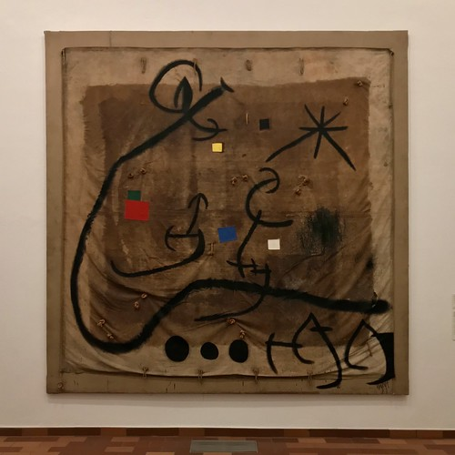 Joan Miró Foundation; Barcelona, Spain