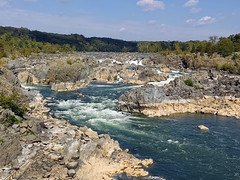 Potomac River at Great Falls, Virginia (annette.allor) Tags: