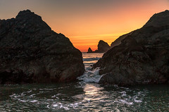 Sunset at Harris Beach (Cole Chase Photography) Tags: brookings oregon pacificnorthwest pacificocean