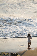 Girl on the Beach - Laguna Beach, California (ChrisGoldNY) Tags: chrisgoldphoto chrisgoldny chrisgoldberg bookcovers albumcovers licensing sony sonyalpha sonya7rii sonyimages lagunabeach california socal cali orangecounty laguna westcoast beaches beach women girls candid wet ocean pacific
