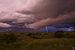 Don't Wake Me Up (Steven Maguire Photography) Tags: arizona santacruzcounty sonoita monsoon southwest skyscape lightning landscape