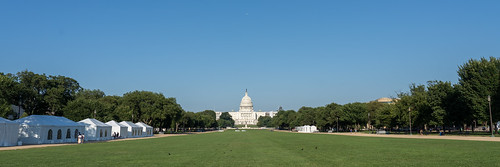 US Capitol Building (Panoramic)