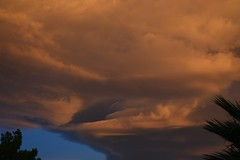 Monsoon over Las Vegas (rlt64) Tags: clouds storms weather